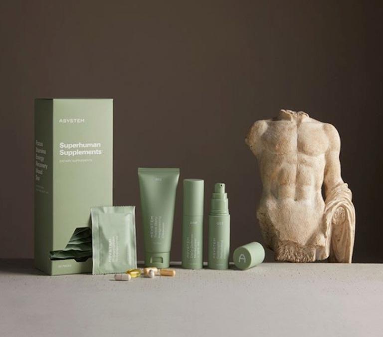 ASYSTEM Superhuman Supplements - Best for Men