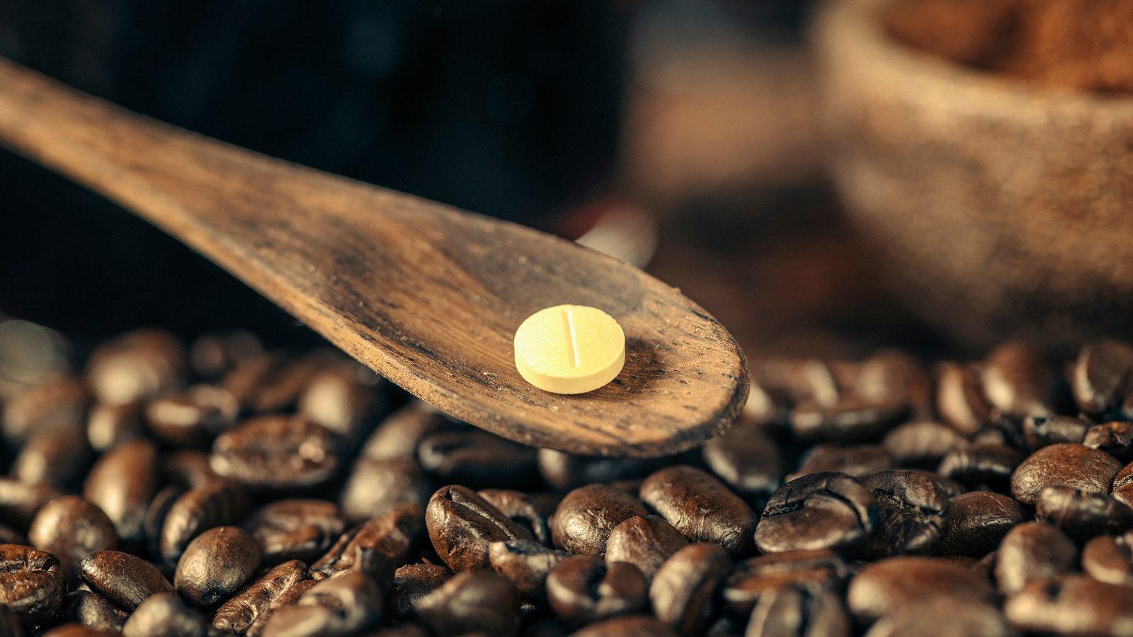 Caffeine Pills vs. Coffee