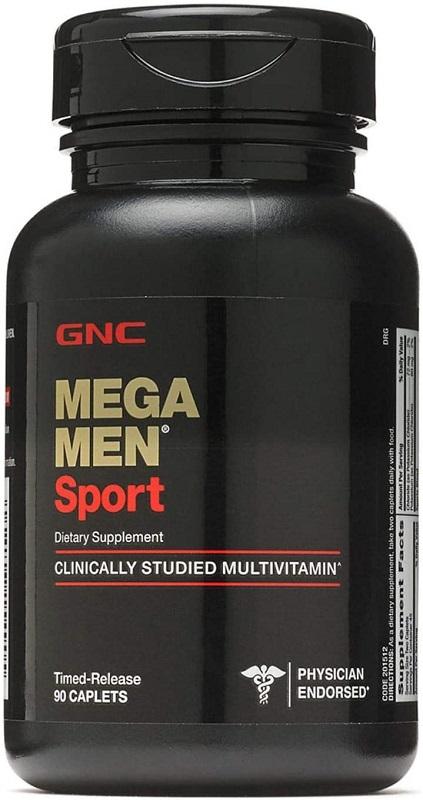 GNC Mega Men Sport Multivitamin