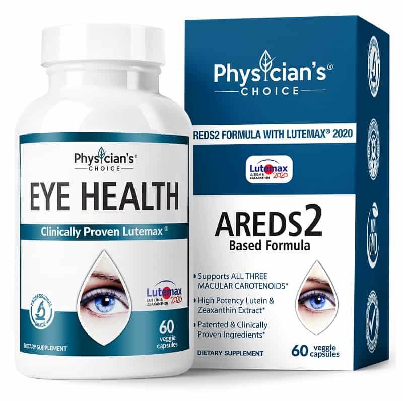 Best Eye Supplements, Harold P. Freeman, Physicians