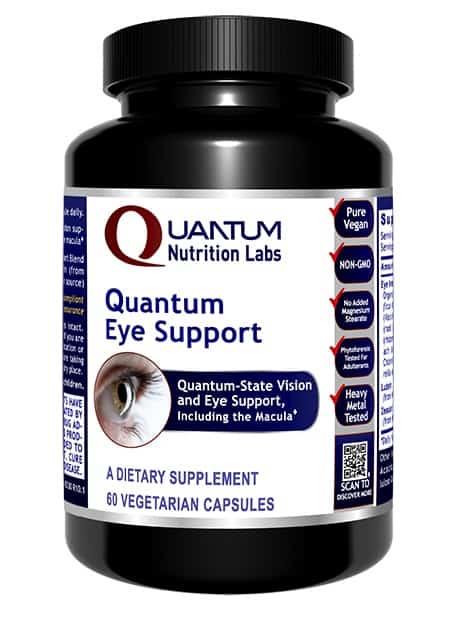 Best Eye Supplements, Harold P. Freeman, Quantum