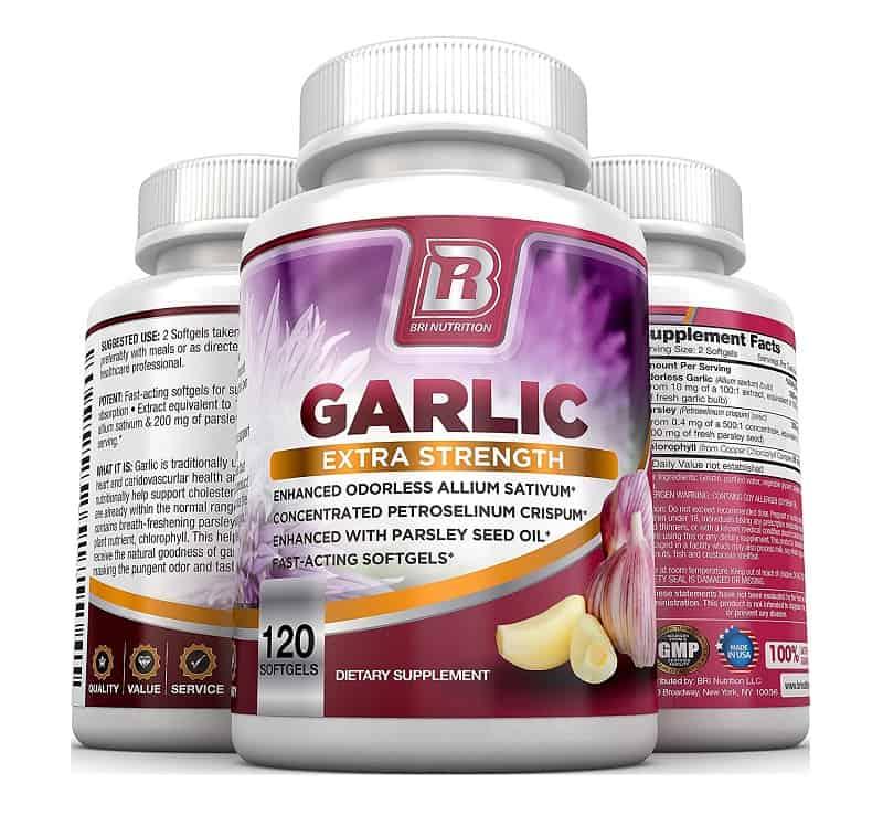 Best Garlic Supplements, Harold P. Freeman, BRI