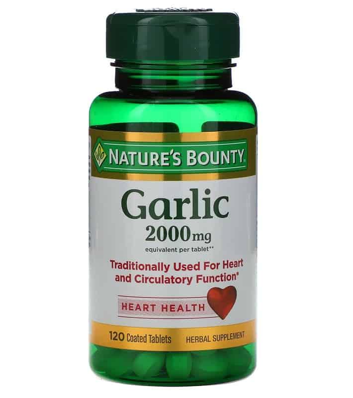 Best Garlic Supplements, Harold P. Freeman, Nature's Bounty