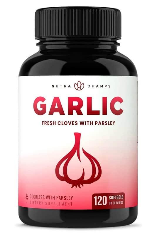 Best Garlic Supplements, Harold P. Freeman, NutraChamps