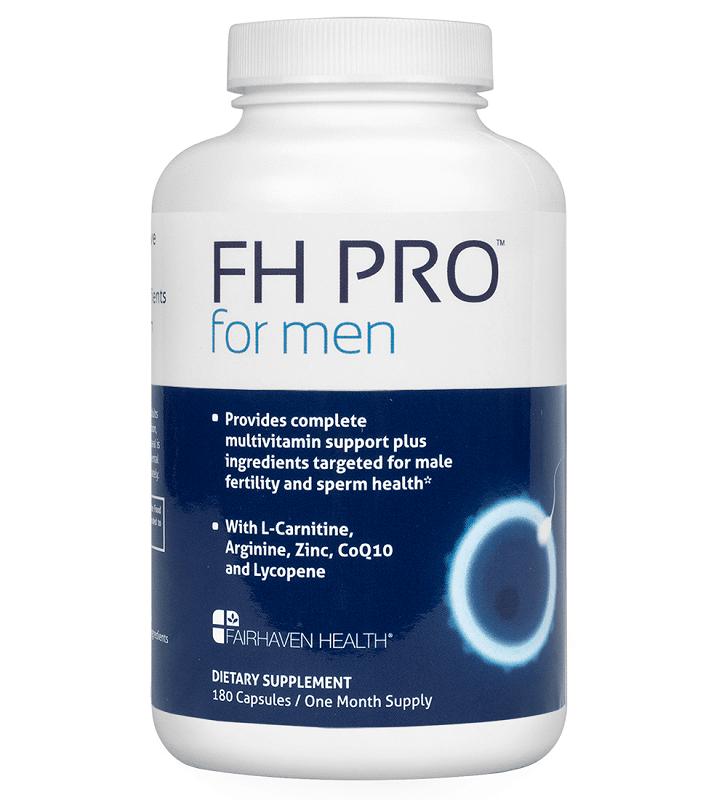 Best Male Fertility Supplements, harold p. freeman patient navigation institute, FH PRO