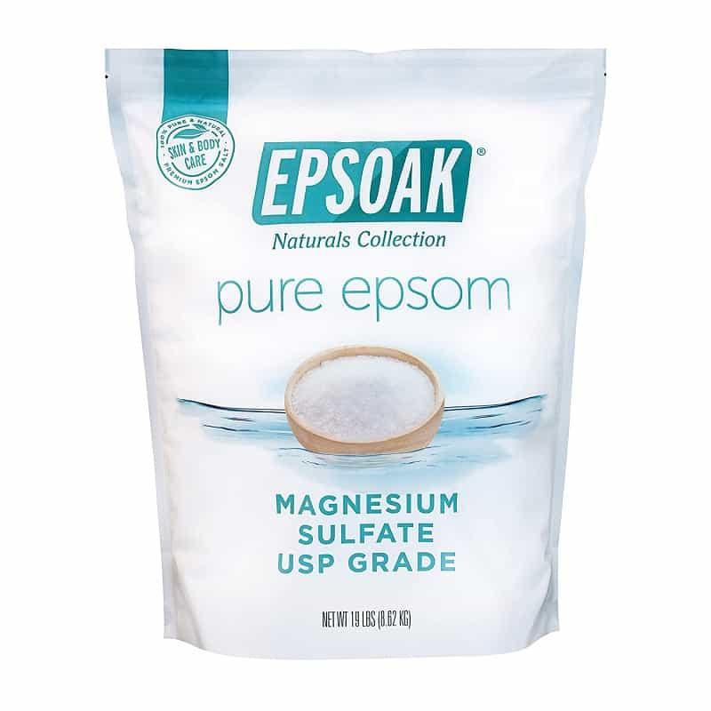 Best Natural Muscle Relaxer.harold p. freeman, Epsoak