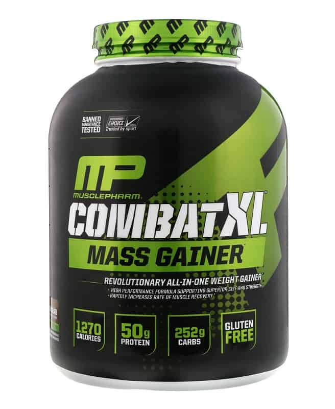 Best Weight Gainers for Thin Guys, Harold P. Freeman, MusclePharm