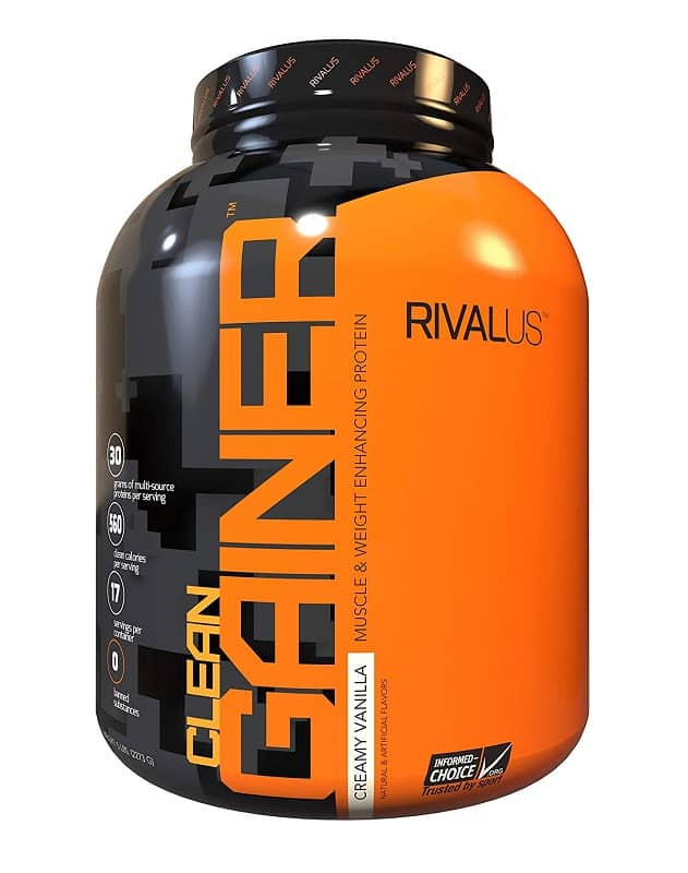 Best Weight Gainers for Thin Guys, Harold P. Freeman, Rivalus