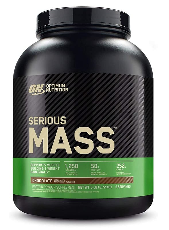 Best Weight Gainers for Thin Guys, Harold P. Freeman, serious mass