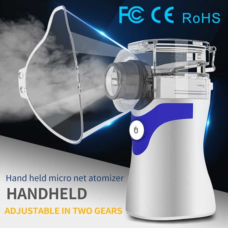 CUH Ultrasonic Nebulizer Machine