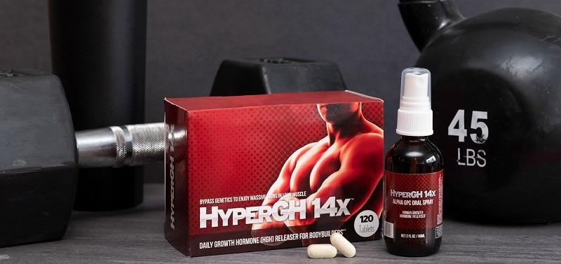 Hypergh14™ Natural HGH Supplement