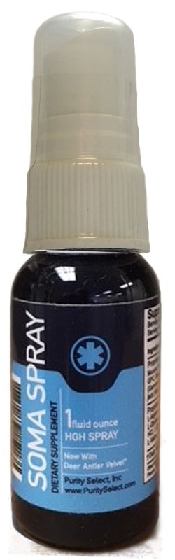Soma Spray Supplement