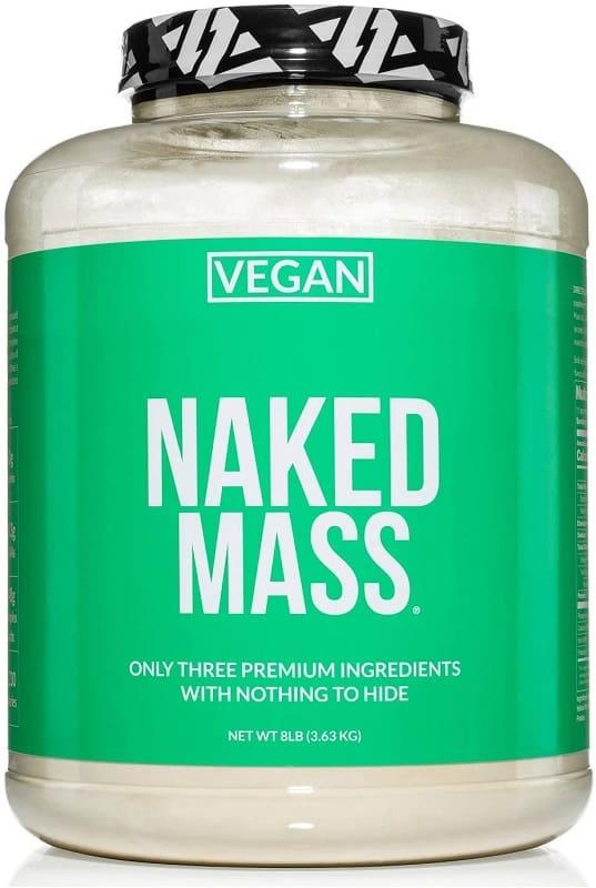 Naked Vegan Mass